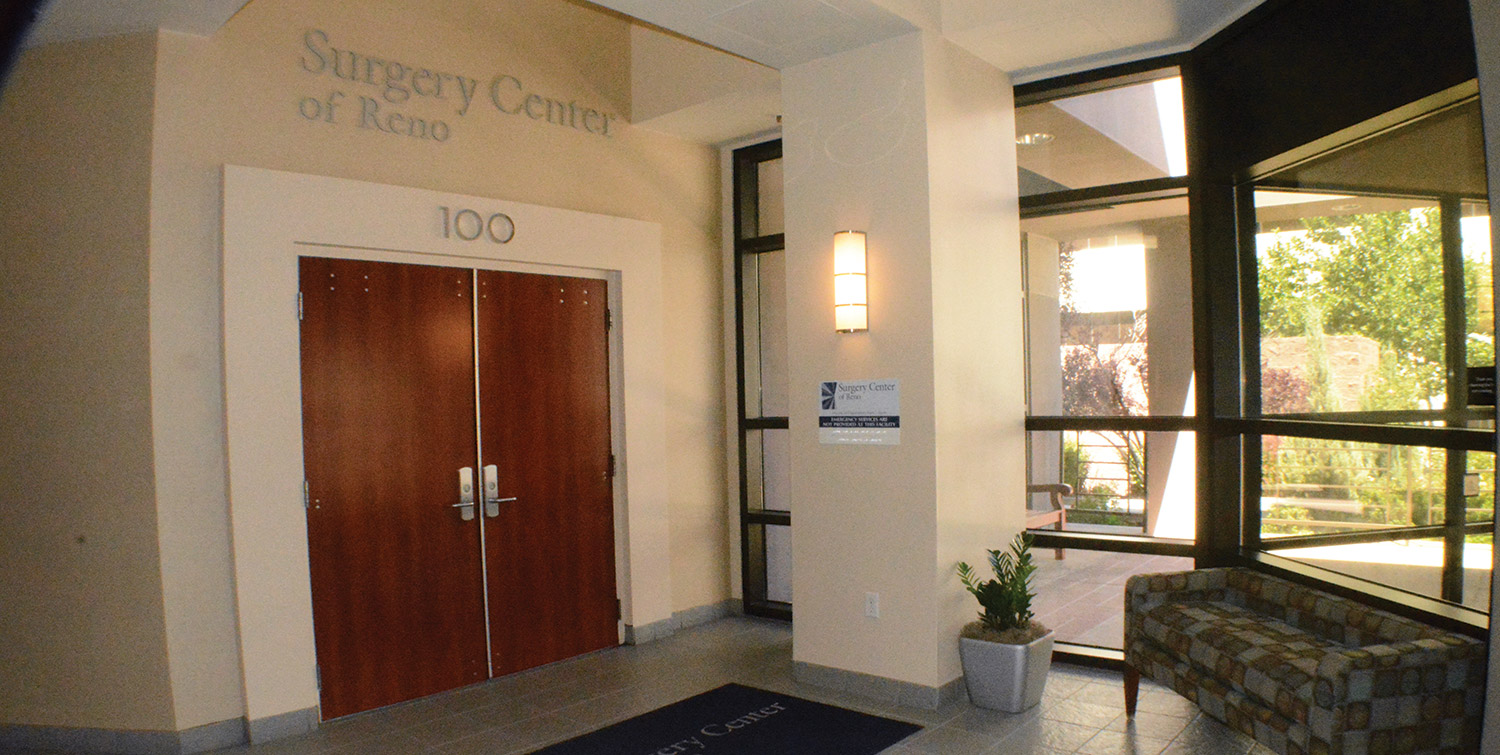 Surgery Center of reno, saint mary's regional hospital